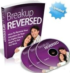BreakUp Reversed by Robert Parsons